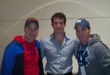 Henry Cavill Superman at the Super Bowl 2013 / New Orleans