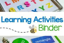 learn activities for kids
