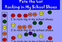 Music Education - Teaching Pitch (Melody, Solfege, Treble Clef, etc.) / This is a collection of ideas and resources for teaching pitch in the elementary music classroom.  I love creating and sharing resources with other elementary music teachers.  You can find me on Teachers Pay Teachers at Pitch Publications.