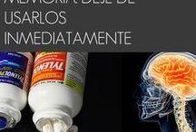 medicamentos malos para la memoria