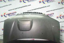 Capot Hyundai / Disponemos de una amplia variedad de capots para vehículos Hyundai. Visite nuestra tienda online del Desguace Recuperauto Palafolls, provincia de Barcelona: www.recuperautopalafolls.com o llame al 93 765 04 01!