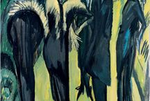Kirchner (Expressionisme)