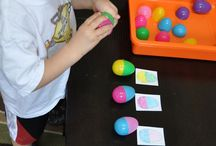 Preschool Easter Party / by Julie Secor