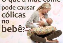 cólicas bebês
