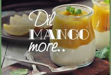 Mango Promotions for May 2015 / This May, create sweet memories as you indulge in sweet mango desserts at Pyramisa and Salsa.