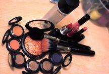 Make-up makes me hyperventilate / by Kim Tapper