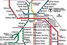 maps / by Helen .