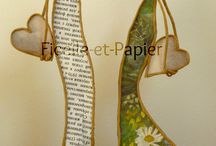 Ficelle et papier