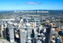 Roof Restoration Brisbane / When your flat roof begins to show signs that it's defences against the elements is deteriorating, you can be sure that repairs are in order. This is when it will be important to look over all of your options before deciding onrestoring or replacing your flat roof.