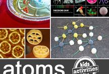 Science: Elements and molecules