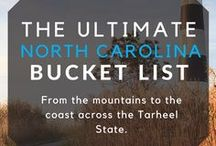 North Carolina / North Carlina has it all - gorgeous scenery, temperate climate, great BBQ, large cities.