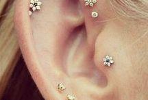 piercings en tattoo's