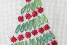 Embroidery / Handicraft of decorating fabric  / by Cristina Moret Plumé
