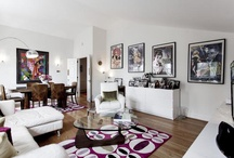 Interior style ideas with 50's and 60's vintage and retro furniture and accessories