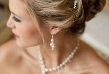 Bruiloft haarstyle