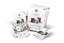 Material promocional / Si lo deseas, puedes solicitar este kit, que contiene 3 carteles A-3, 2 Displays A-4 y 75 folletos dípticos