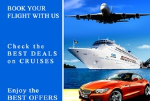 Hotelsmoon New Services / Thank You For Your Trust On Our Hotels Booking Now we are offering you Flights Booking, Rent a Car , Cruise  Vist Our Website : www.hotelsmoon.com