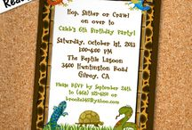 Reptile party