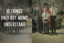 Mums of Boys