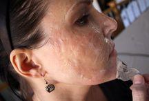 face / make up etc