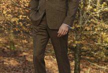 Tweed Suit Hire / Tweed suits to hire
