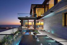 Vila en huizen en meer