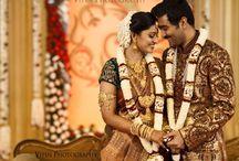 Indian Wedding Garlands /  South Indian Wedding garlands