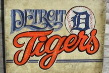 Detroit Tigers <3 / by Kristy Lane