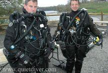 Sidemount rebrethers