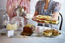 Tea Time / Recipes and ideas for Afternoon Tea