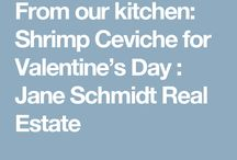 From Our Kitchen / From our home to yours - some of our favorite recipes