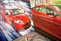 Art & cars / Art  Umění Cars Auta