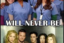 Greys anatomy/Scrubs