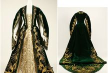 Robes de cour