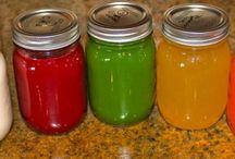 Juicing Recipes / by Jennifer Byrd