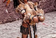 Viselet - azték