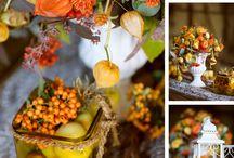 Herbsthochzeit / Heiraten im Herbst