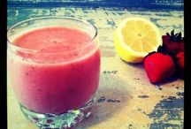 Smoothies / by Jennifer Grissom