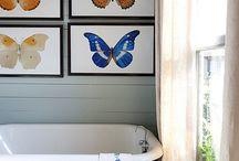 butterflies <3 / by Noelle McCourt