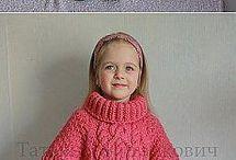 pletení / svetry