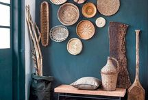 Baskets on Walls