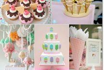 ice cream/summer party