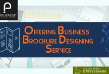 Professional Brochure Designing Services / Offering cost effective brochure designing services to our local, national and international clients successfully.