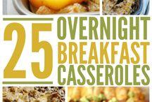 recipes + breakfast!