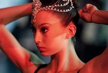 Headpieces / Headpieces for dance