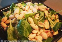 Recepty na obědy a večeře