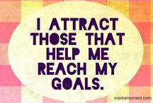 A Vision board for life change