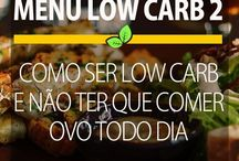 low carb receitas