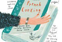 Food illustraties