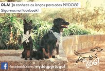 MYDOG! / Dog bandanas / Lenços para cães
